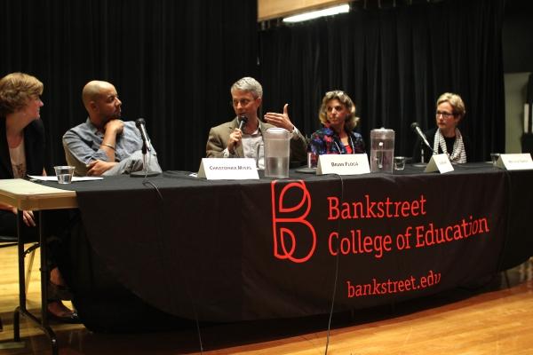 Information Bks Panel