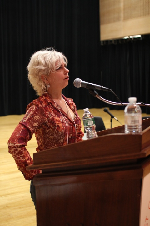 Kate DiCamillo @ Podium