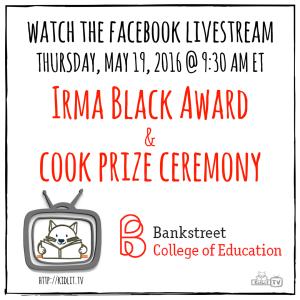 Irma Black Award and Cook Prize Ceremony 5_19_2016
