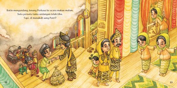 ID_2017_The Little Friend of Putri Pandan Berduri