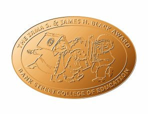 Medallion for the Winner of the Irma Black Award