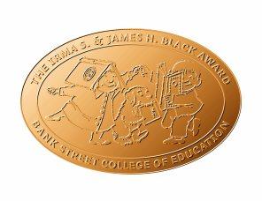 Medallion for the Winner of the Irma Black Award